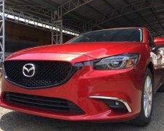 Bán ô tô Mazda 6 năm sản xuất 2019, màu đỏ, nhập khẩu giá 765 triệu tại Tp.HCM