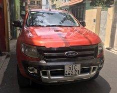 Cần bán Ford Ranger 2014, màu đỏ, xe nhập giá 490 triệu tại Tp.HCM