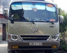 Bán ô tô Hyundai County đời 2011, màu kem (be), nhập khẩu, 580 triệu giá 580 triệu tại Thái Nguyên