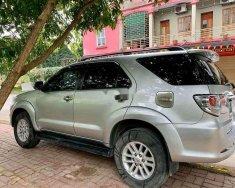 Bán ô tô Toyota Fortuner đời 2013, màu bạc ít sử dụng giá 625 triệu tại Hưng Yên