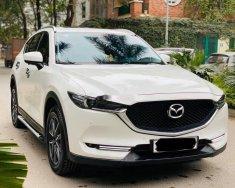 Bán Mazda CX 5 năm 2018, màu trắng, nhập khẩu nguyên chiếc xe gia đình giá 870 triệu tại Hà Nội