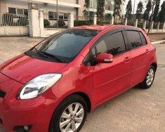 Bán Toyota Yaris 1.5 AT đời 2011, màu đỏ, nhập khẩu   giá 355 triệu tại Hà Nội