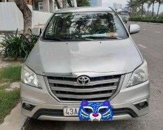 Cần bán gấp Toyota Innova đời 2015, màu bạc, xe nhập giá 440 triệu tại Đà Nẵng