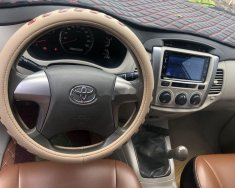 Bán Toyota Innova đời 2015, màu bạc còn mới giá 422 triệu tại Tp.HCM