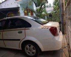 Bán xe Daewoo Lacetti 2007, màu trắng, nhập khẩu, 155 triệu giá 155 triệu tại Bình Dương