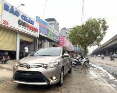 Bán Toyota Vios năm sản xuất 2016, màu vàng giá cạnh tranh giá 470 triệu tại Hà Nội