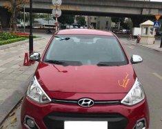 Cần bán lại xe Hyundai Grand i10 sản xuất 2016, màu đỏ, 360 triệu giá 360 triệu tại Hà Nội