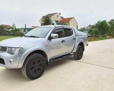 Bán  Mitsubishi Triton đời 2014, màu trắng, nhập khẩu giá 330 triệu tại Nghệ An