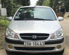 Xe Hyundai Getz sản xuất năm 2010, nhập khẩu nguyên chiếc chính chủ giá 218 triệu tại Hà Nội