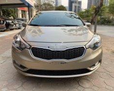 Cần bán xe Kia K3 1.6AT đời 2015, màu vàng cát, giá tốt giá 490 triệu tại Hà Nội