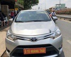 Cần bán Toyota Vios 1.5E 2017, màu bạc, số sàn, máy xăng giá 402 triệu tại Tp.HCM