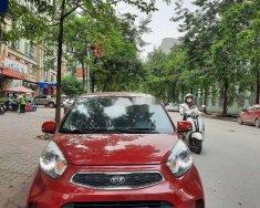 Bán Kia Morning đời 2016, màu đỏ, chính chủ, giá tốt giá 330 triệu tại Hà Nội
