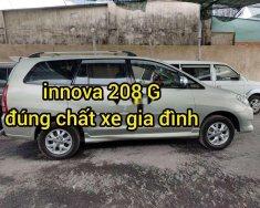 Bán Toyota Innova sản xuất năm 2008, màu bạc, xe gia đình, giá 270tr giá 270 triệu tại Đồng Nai