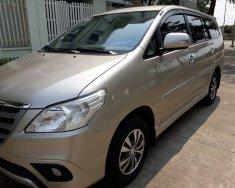 Cần bán xe Toyota Innova 2015, màu vàng cát, chính chủ, giá chỉ 440 triệu giá 440 triệu tại Hà Nội