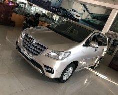 Bán Toyota Innova đời 2014, màu bạc, giá chỉ 420 triệu giá 420 triệu tại Đồng Nai