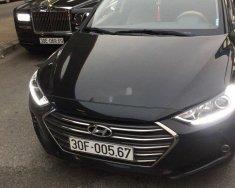 Bán xe Hyundai Elantra năm sản xuất 2017, màu đen, xe nhập giá 445 triệu tại Hà Nội