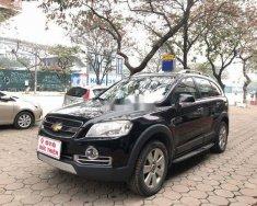 Bán Chevrolet Captiva 2.4 LTZ năm sản xuất 2010, màu đen chính chủ giá 345 triệu tại Hà Nội