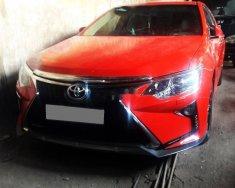 Cần bán Toyota Camry sản xuất năm 2017, màu đỏ giá 758 triệu tại Tp.HCM