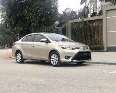 Cần bán xe Toyota Vios E sản xuất 2017, màu vàng cát, xe nhập giá 429 triệu tại Hà Nội