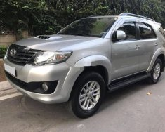 Cần bán Toyota Fortuner năm 2014, màu bạc số sàn, giá 606tr giá 606 triệu tại Tp.HCM