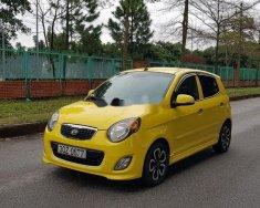 Bán ô tô Kia Morning đời 2010, màu vàng, nhập khẩu, giá chỉ 236 triệu giá 236 triệu tại Hà Nội