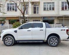Bán Ford Ranger Wildtrak 2.0L 4x4 AT năm 2018, màu trắng, nhập khẩu nguyên chiếc giá cạnh tranh giá 819 triệu tại Hà Nội