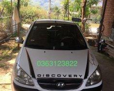 Bán Hyundai Getz sản xuất năm 2009, màu trắng, xe nhập, số sàn giá 165 triệu tại Lâm Đồng