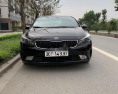 Cần bán Kia Cerato 1.6 AT sản xuất 2018, màu đen giá 585 triệu tại Hà Nội
