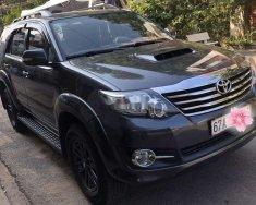 Bán Toyota Fortuner sản xuất năm 2016, màu đen chính chủ giá 750 triệu tại An Giang