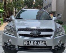 Cần bán xe Chevrolet Captiva đời 2009, màu xám giá 272 triệu tại Hà Nội