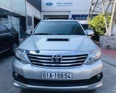 Bán ô tô Toyota Fortuner 2014, màu bạc, số sàn, giá chỉ 729 triệu giá 729 triệu tại Tp.HCM