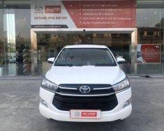 Cần bán xe Toyota Innova 2.0G AT sản xuất năm 2018, màu trắng số tự động giá cạnh tranh giá 715 triệu tại Tp.HCM