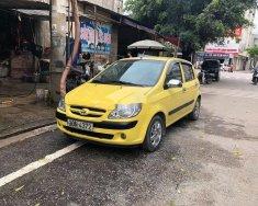 Cần bán xe Hyundai Getz năm sản xuất 2008, màu vàng giá 220 triệu tại Bắc Ninh