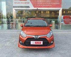 Bán Toyota Wigo 1.2 AT sản xuất 2018, màu đỏ, nhập khẩu nguyên chiếc giá 365 triệu tại Tp.HCM