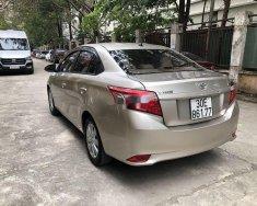 Bán Toyota Vios sản xuất 2017, màu vàng, 465 triệu giá 465 triệu tại Hà Nội
