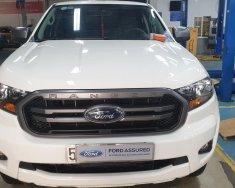 Cần bán Ford Ranger XLS AT đời 2018, màu trắng, nhập khẩu nguyên chiếc giá 575 triệu tại Tp.HCM