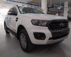 Bán ô tô Ford Ranger XLS AT đời 2020, màu trắng, giảm  trực tiếp giá bán giá 650 triệu tại Hà Nội