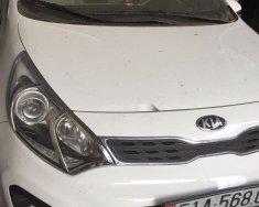 Cần bán xe Kia Rio AT đời 2013, màu trắng, nhập khẩu, giá 355tr giá 355 triệu tại Tp.HCM