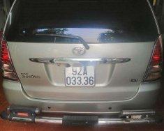 Xe Toyota Innova năm 2008, màu bạc giá 280 triệu tại Quảng Nam