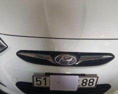 Cần bán xe Hyundai Accent sản xuất 2014, màu trắng, nhập khẩu nguyên chiếc, giá chỉ 370 triệu giá 370 triệu tại Tp.HCM