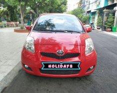 Bán Toyota Yaris sản xuất 2011, màu đỏ, nhập khẩu, 357tr giá 357 triệu tại Tp.HCM
