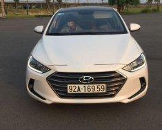 Cần bán lại xe Hyundai Elantra 2019, màu trắng, nhập khẩu số sàn, giá tốt giá 495 triệu tại Đà Nẵng