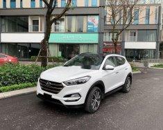Cần bán lại xe Hyundai Tucson 2.0 sản xuất 2016, màu trắng, nhập khẩu chính chủ, 799tr giá 799 triệu tại Hà Nội