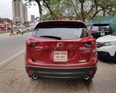 Bán ô tô Mazda CX 5 đời 2017, màu đỏ giá cạnh tranh giá 780 triệu tại Hà Nội