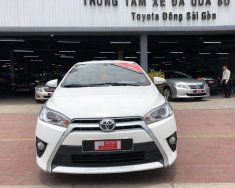 Bán Toyota Yaris G sản xuất 2016, màu trắng, nhập khẩu nguyên chiếc, giá tốt giá 580 triệu tại Tp.HCM