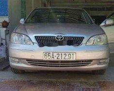Cần bán xe Toyota Camry đời 2003, màu bạc giá 315 triệu tại Cần Thơ