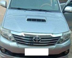 Cần bán xe Toyota Fortuner sản xuất 2013, màu bạc giá 630 triệu tại Gia Lai