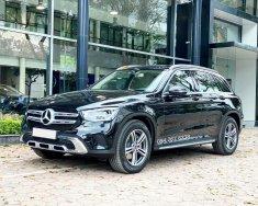 Cần bán lại xe Mercedes GLC 200 sản xuất năm 2020, màu đen giá 1 tỷ 750 tr tại Hà Nội