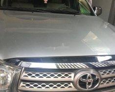 Bán Toyota Fortuner đời 2010, màu bạc giá 450 triệu tại Tp.HCM