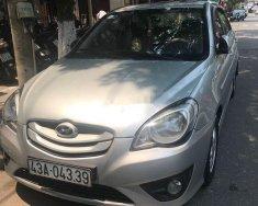Bán Hyundai Verna 2009, màu bạc, nhập khẩu nguyên chiếc số tự động giá cạnh tranh giá 245 triệu tại Đà Nẵng